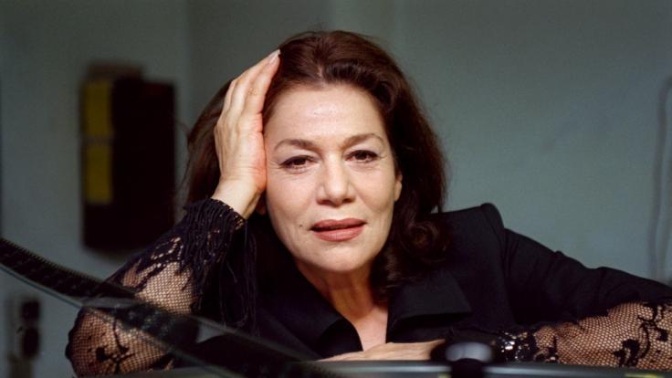 Hannelore Elsner, eine der markantesten deutschen Schauspielerinnen, ist tot.