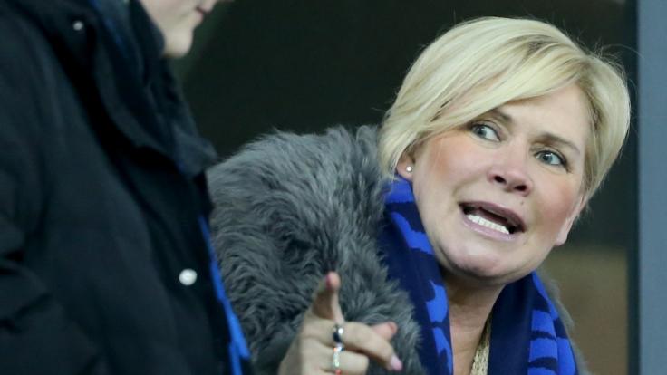 War mit der Schiedsrichterleistung alles andere als zufrieden und motzte sogar einen Tag nach der Paderborn-Pleite auf Twitter gegen Florian Meyer: Claudia Effenberg.