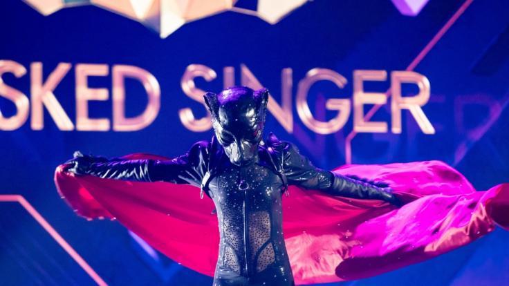 Halbfinale The Masked Singer! (Foto)