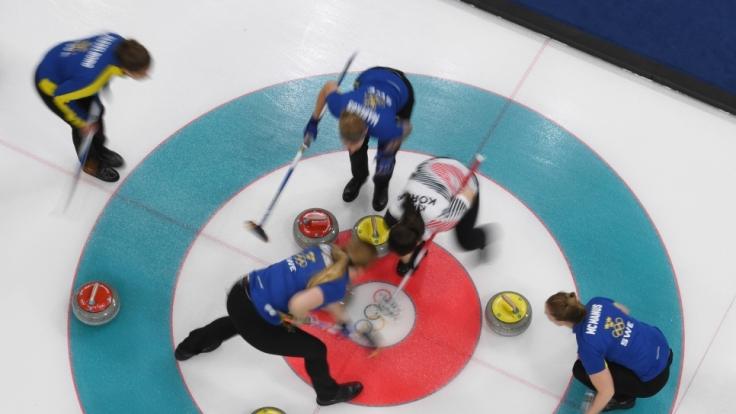 Die aktuellen Curling-Ergebnisse von Olympia 2018 erfahren Sie hier.