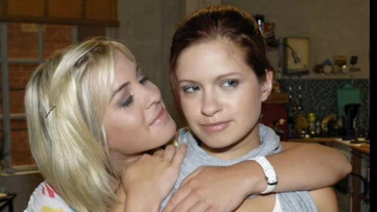 Die wohl tragischste Frauen-Lovestory: Franzi und Paula. (Foto)