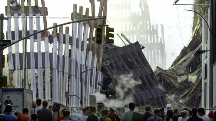 Wird Ground Zero wirklich von Geistern heimgesucht?