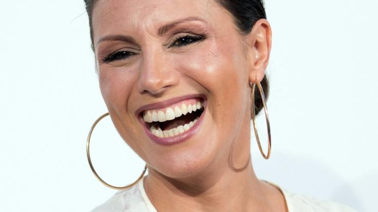 Nazan Eckes hat gut lachen: Bei dem Traumkörper. (Foto)