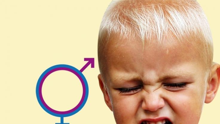 Mädchen oder Junge: Das entscheidet sich bei Intersexuellen manchmal erst auf dem OP-Tisch. (Foto)