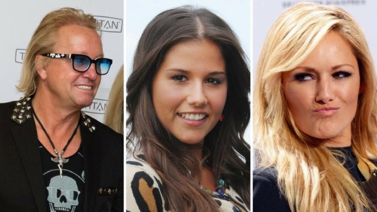 Robert Geiss, Sarah Lombardi und Helene Fischer (v.l.n.r.) sind nur drei Promis, die sich in der vergangenen Woche in einem gewaltigen Shitstorm wiederfanden.