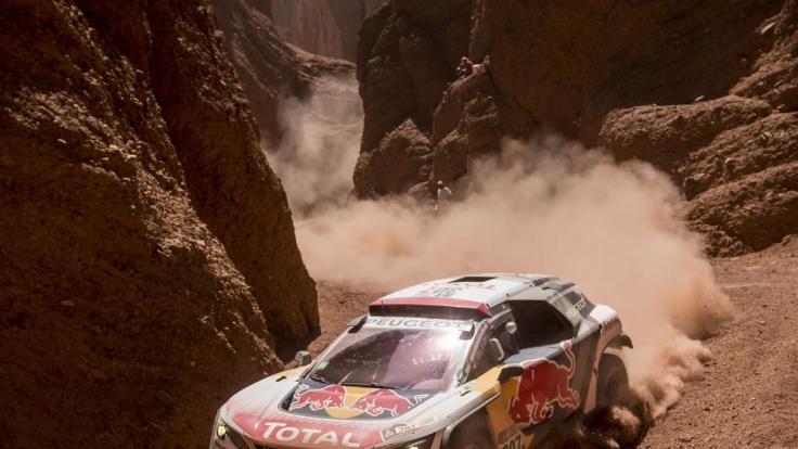 Die Rallye Dakar findet 2017 erstmals auch in Paraguay statt.