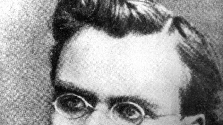 Dichter, Philosoph, Philologe - Friedrich Nietzsche war schon mit 24 Jahren Professor, mit 44 wurde er schwer geisteskrank. (Foto)
