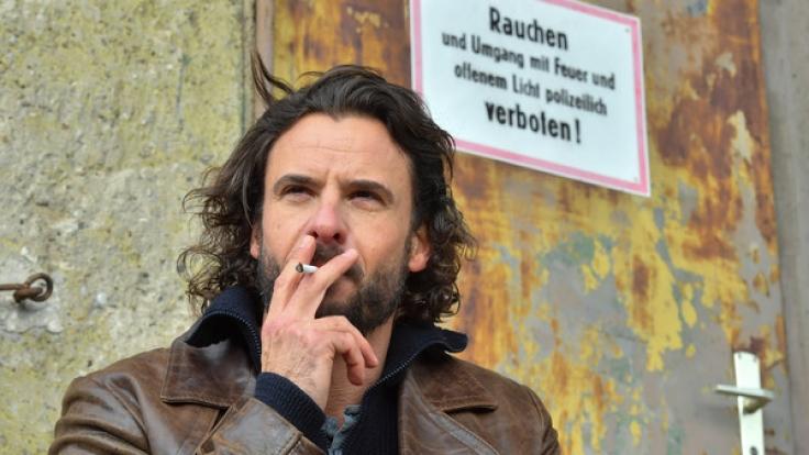 """Stephan Luca als """"Claudius Zorn"""" in der gleichnamigen Krimi-Reihe. (Foto)"""