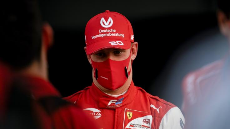 Mick Schumacher geht ab 2021 in der Formel 1 an den Start.