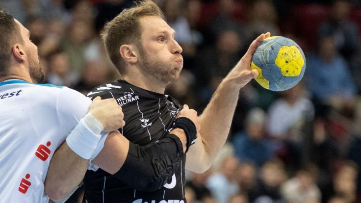Die deutsche Handball-Nationalmannschaft mit Steffen Weinhold steht seit dem 9. Januar 2020 bei der Handball-EM auf dem Parkett.