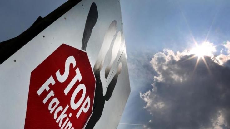 Fracking ist eine äußerst umstrittene Methode zur Energiegewinnung. (Foto)