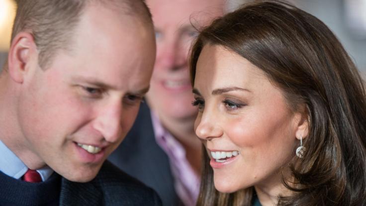 Planen Prinz William und Kate Middleton etwa noch ein viertes Kind? (Foto)