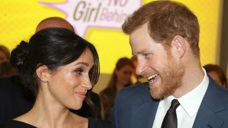Arme Meghan Markle! Muss sie nach der Hochzeit mit Prinz Harry in einem Horror-Haus leben? (Foto)