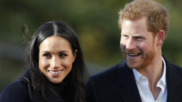 Die Welt wartet auf Nachwuchs bei Prinz Harry und Herzogin Meghan.