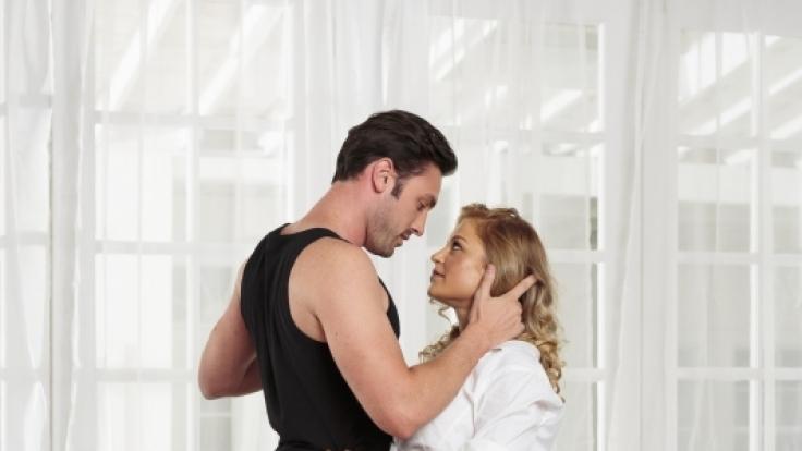 """Michelle und Daniel im """"Dirty Dancing""""-Fieber. (Foto)"""