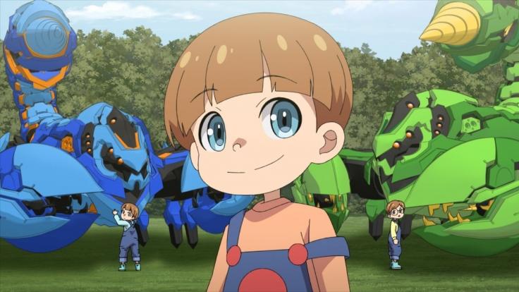 Bakugan: Battle Planet bei Super RTL