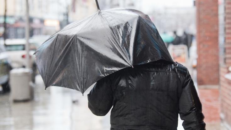 """Tief """"Thomas"""" bringt Deutschland nicht nur milde, fast frühlingshafte Temperaturen, sondern auch stürmische Böen. (Foto)"""