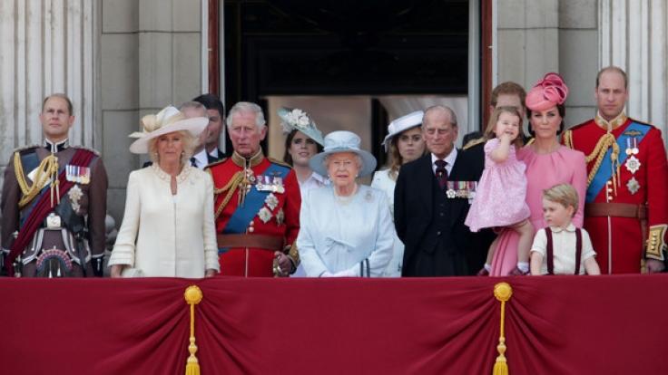 Selbst in der britischen Königsfamilie glänzte nicht jedes Mitglied in seiner Schulzeit als wissbegieriges Cleverchen.