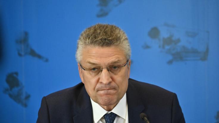 Lothar Wieler, Leiter des deutschen Robert-Koch-Instituts (RKI). (Foto)