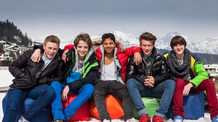 Die Jungs-WG - Abenteuer Amsterdam bei KiKA (Foto)