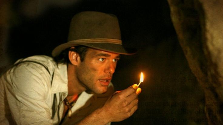 Jack Hunter - Auf der Jagd nach dem verlorenen Schatz bei Tele 5 (Foto)