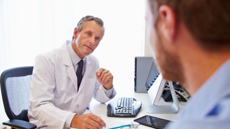 Vorsorge schützt gegen Prostatakrebs.