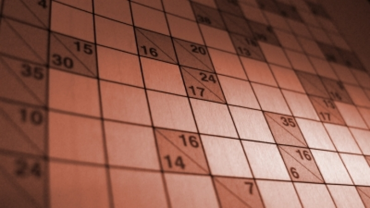 Sudokus, die kniffligen Zahlenrätsel aus Fernost, werden immer beliebter. (Foto)