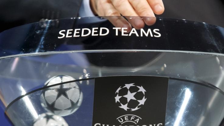Am 14. Dezember 2020 werden die Achtelfinal-Begegnungen in der Champions League 2020/21 ausgelost.