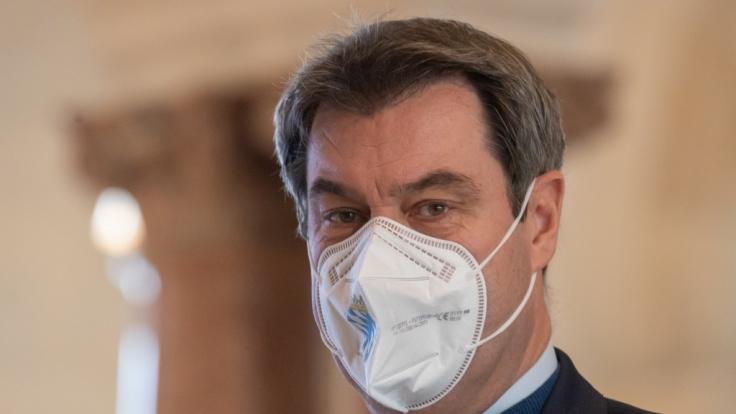 Markus Söder (CSU), Ministerpräsident von Bayern (Foto)