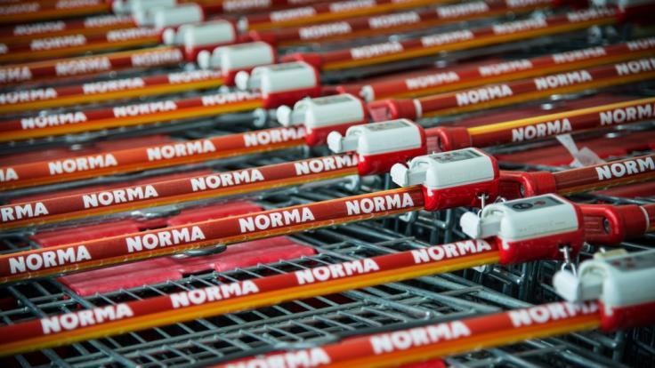 Käse-Rückruf bei Norma. (Foto)