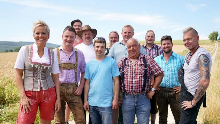 Neue Bauer sucht Frau-Staffel startet ab Oktober mit Inka Bause und elf Bauern. (Foto)