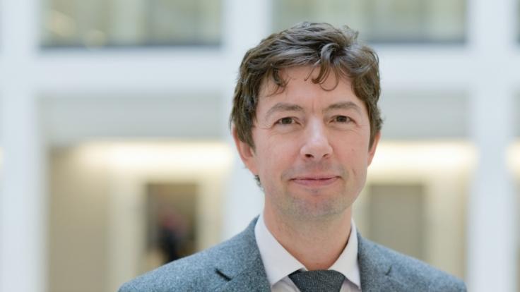 Christian Drosten ist Virologe an der Charité in Berlin - und wird in der Corona-Krise als Sex-Symbol gefeiert. (Foto)