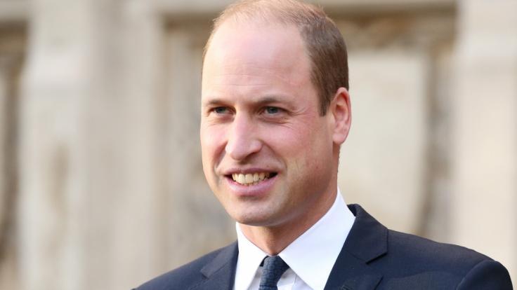 Prinz William konnte es kaum erwarten, jetzt ist der Abschied nach einem knappen halben Jahr gekommen...