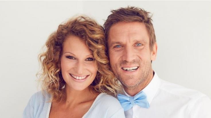 Peer Kusmagk und Janni Hönscheid sind mittlerweile bereits Eltern eines gesunden Jungen geworden.