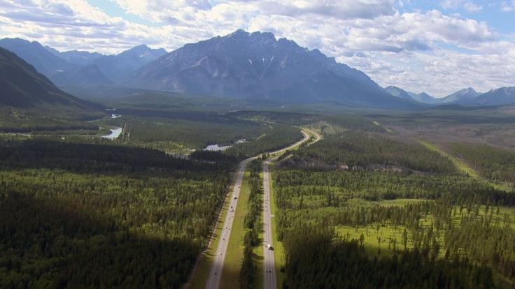 Kanadas Nationalparks bei Arte