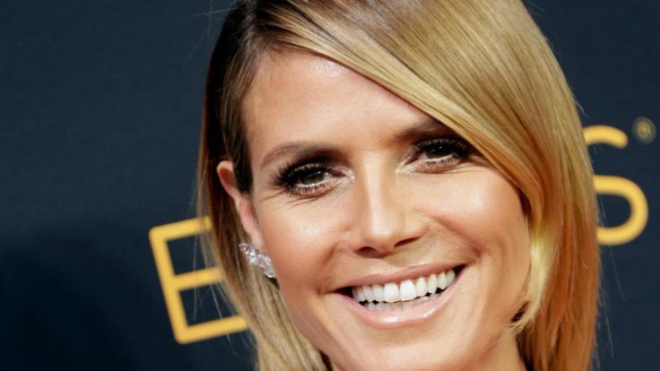 Heidi Klum sieht auch als Mann heiß aus.