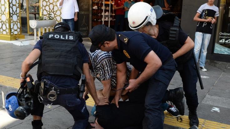 Ein in Wuppertal lebender Türke wurde jetzt in seinem Türkei-Urlaub verhaftet. (Symbolbild)