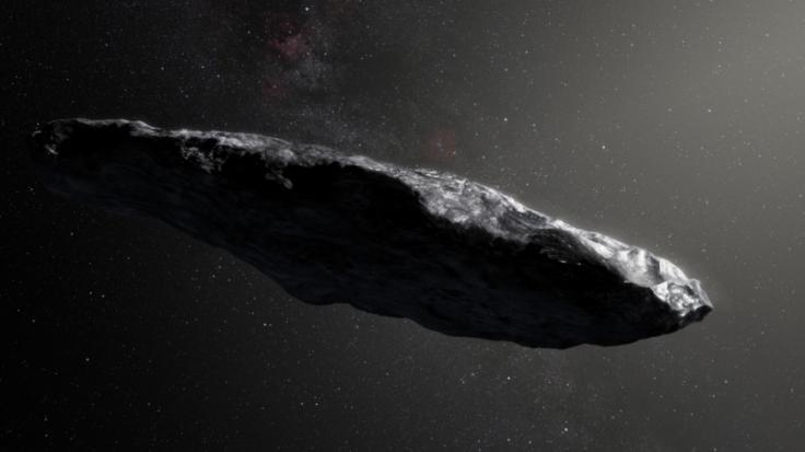 """Wurde das Geheimnis um den Ursprung unseres interstellaren Besuchers """"Oumuamua"""" gelüftet? (Foto)"""