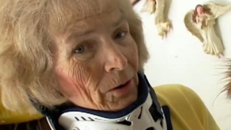 Diese Frau war 21 Jahre lang blind! (Foto)