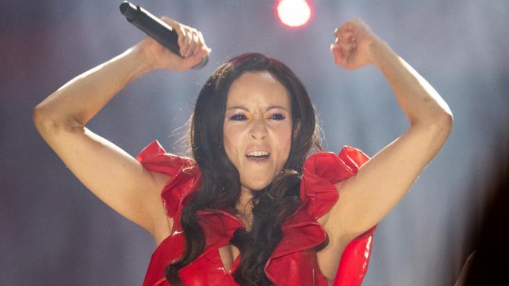 Blümchen tritt wieder als Sängerin auf.