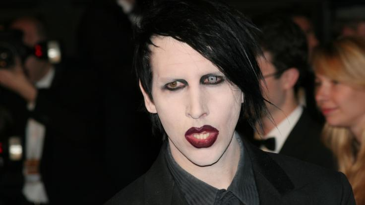 Mehrere Frauen erheben schwere Vorwürfe gegen Schockrocker Marilyn Manson. (Foto)