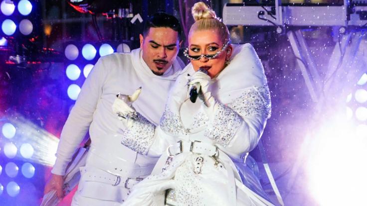 Christina Aguilera kommt für ein Konzert nach Deutschland.