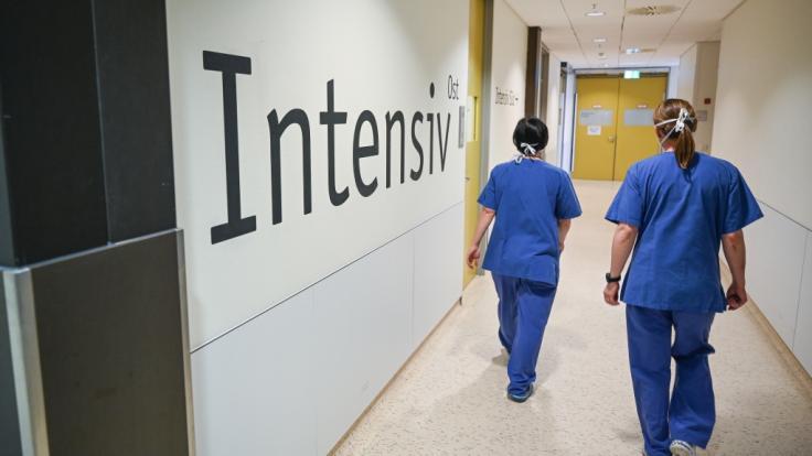 Immer mehr Coronavirus-Patienten zeigen einer aktuellen Studie zufolge eine erhöhte Thrombose-Neigung. (Foto)
