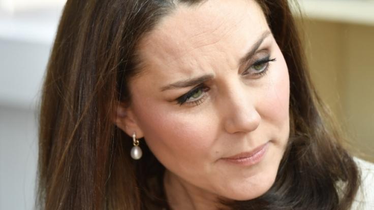 Traurige Nachrichten für Kate Middleton: Ihre Freundin verlor beinahe ihr Baby. (Foto)