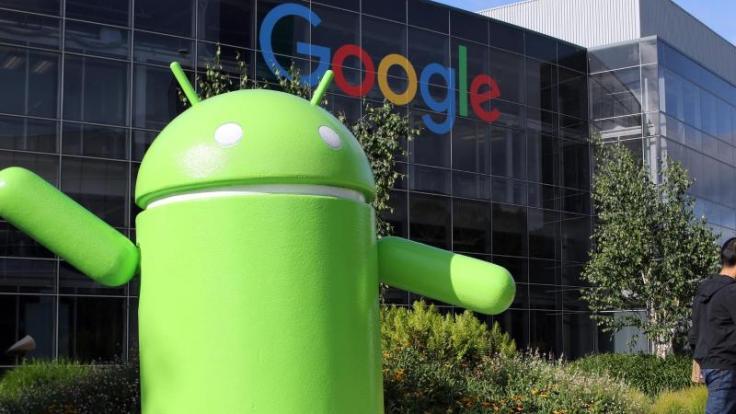 Bei Google steht die jährliche Entwicklerkonferenz an. (Foto)