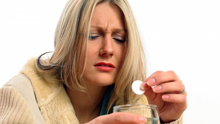 Migräne kann für die Betroffenen zu einer echten Plage werden. (Foto)