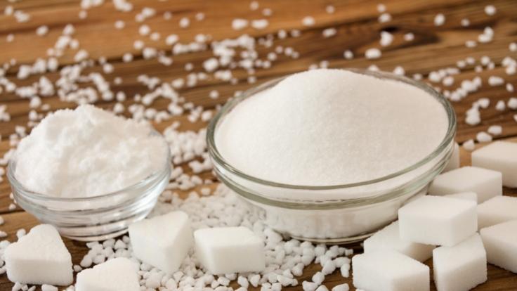 Zu viel Zucker ist ungesund. Mit einem Überkonsum riskieren viele Deutsche ihre Gesundheit. (Foto)