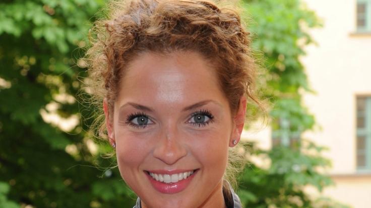 """Maria Wedig spielt Nina Ahrens bei """"Gute Zeiten, schlechte Zeiten"""". (Foto)"""