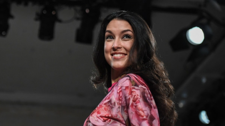 """Rebecca Mir schaffte es 2011 auf den zweiten Platz bei """"Germany's Next Topmodel"""". (Foto)"""