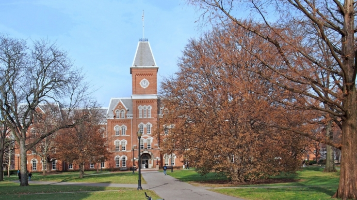 An der Ohio University soll es spuken. (Foto)